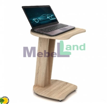 Компьютерные столы мобильные