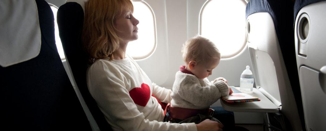 Полет с младенцами