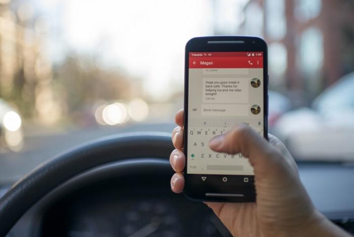 Мобильный телефон и безопасное вождение