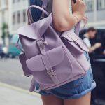 Модные женские рюкзаки 2020
