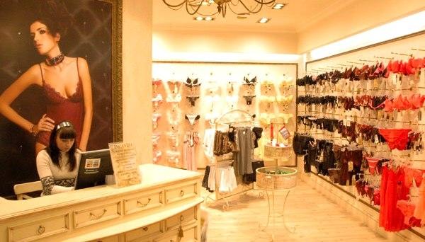 Открываем магазин женского белья
