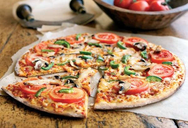 пица с помидорами по итальянски