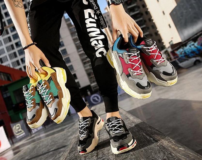 Обзор модных брендов кроссовок