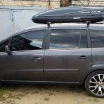Тонування автомобіля для сімейних поїздок