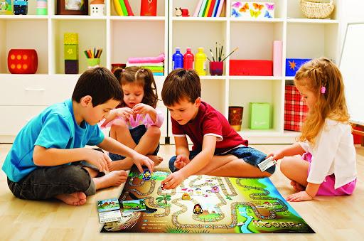 настольные игры для детей. ФОто