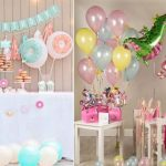 Оформление помещений для детского праздника гелиевыми шариками и...