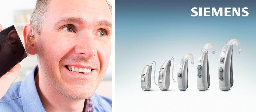 слуховые аппараты сименс