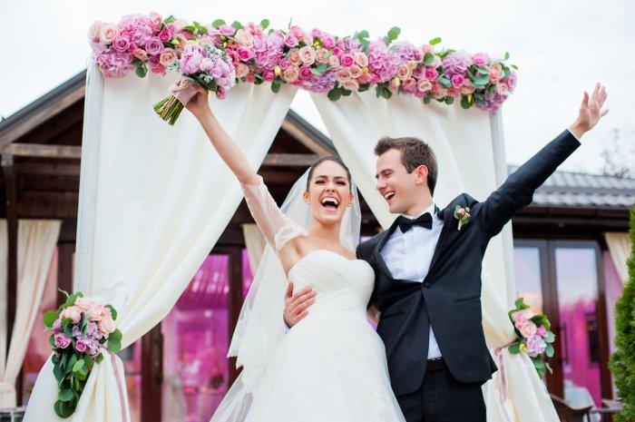 Нельзя жениху видеть платье невесты до свадьбы