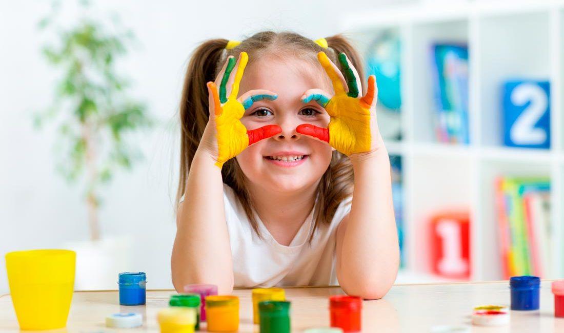 Развитие творческих способностей у детей с помощью развивающих игр