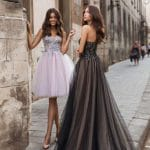 Длинное или короткое? вечернее платье