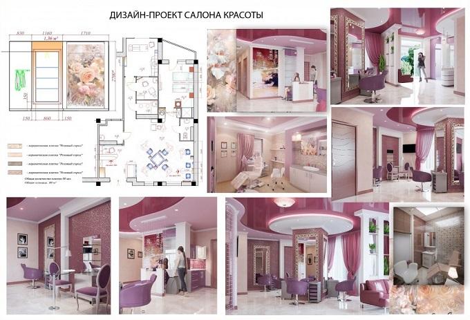 как создать уютное пространство для салона красоты