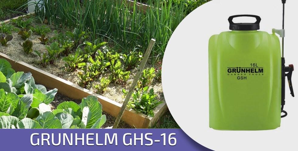 GRUNHELM GHS-16
