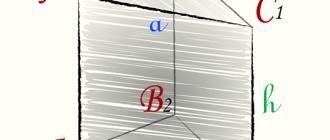 Площа правильної трикутної призми