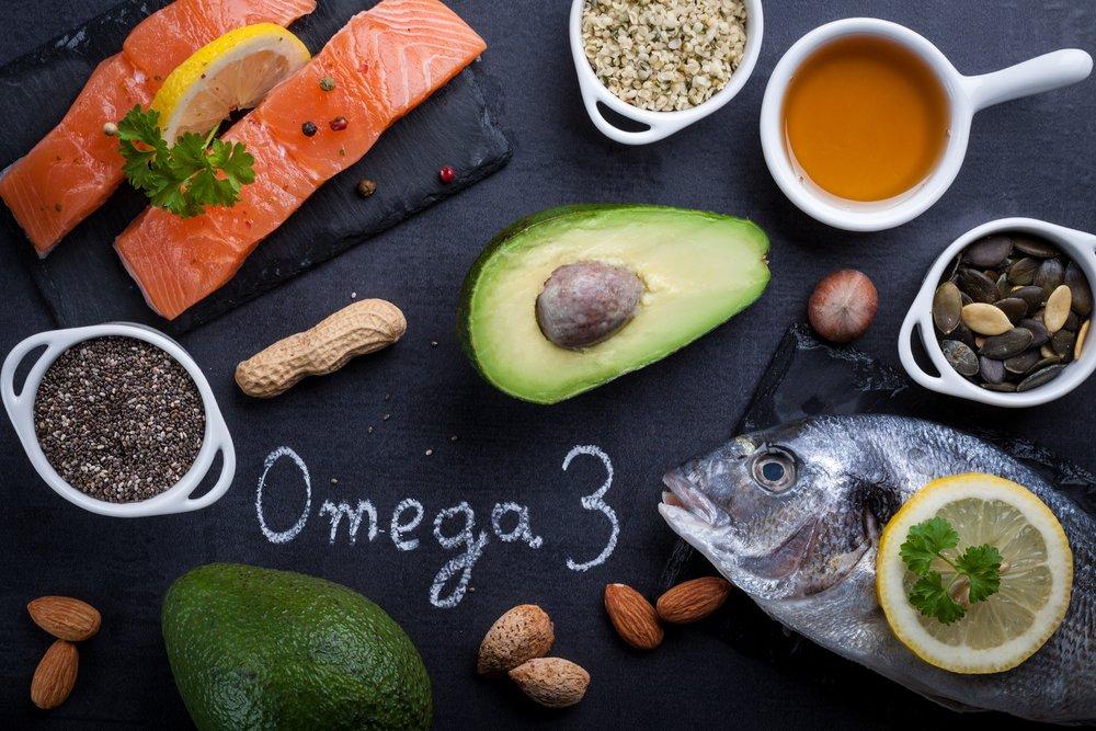 Омега-3 жирные кислоты в веганской диете