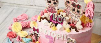 Як вибрати торт на день народження