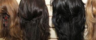 Особенности выбора парика