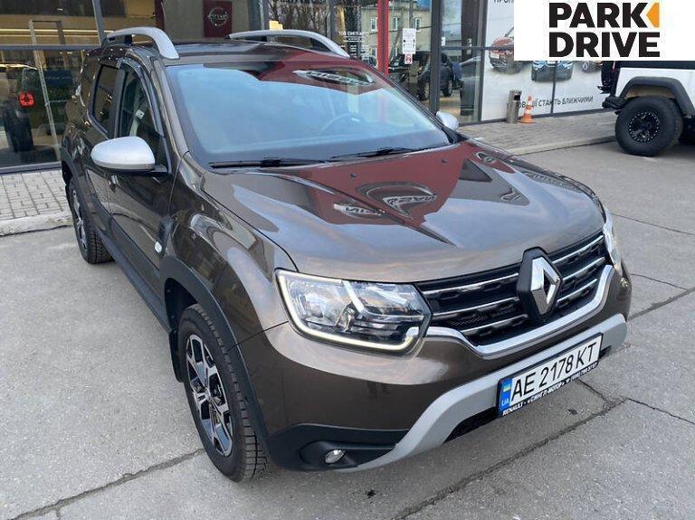 Renault Duster 2019