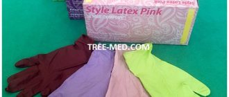 одноразовая продукция для салонов красоты от tree-med.com