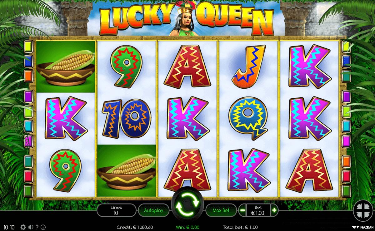 Игровой автомат Lucky Queen - обзор и отзывы пользователей