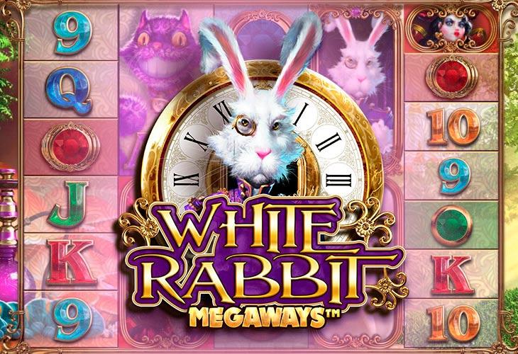 Игровой автомат White Rabbit - обзор