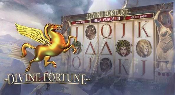 divine fortune обзор автомата