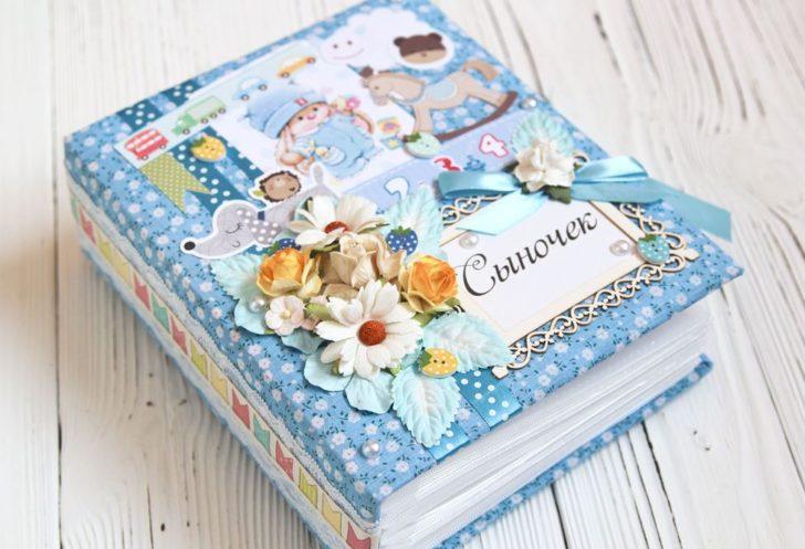 Детские фотоальбомы – хранилище приятных воспоминаний