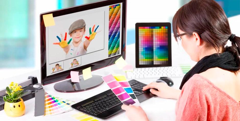 Графический дизайнер что делает