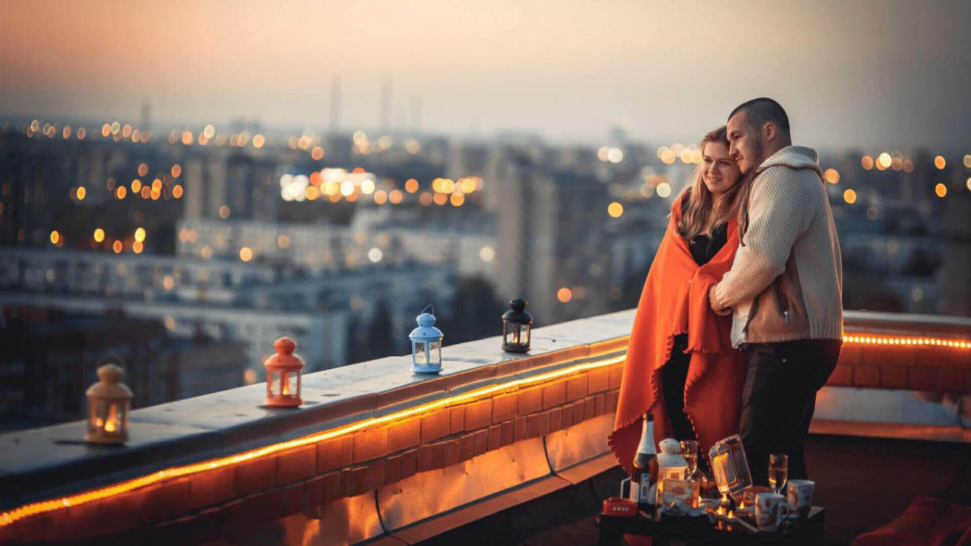 Оригинальное свидание - несколько хороших идей